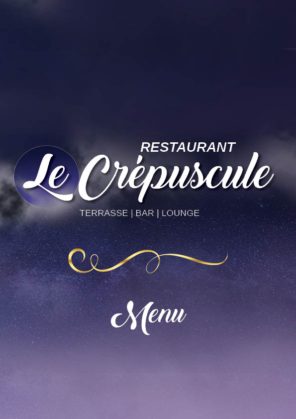 design menu restauranr